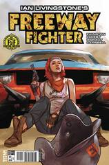 Ian Livingstones Freeway Fighter #1 (Of 4) Cvr B Oliver