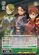 SAO/S47-E027 R Sleeping Knights  Talken & Nori & Jun
