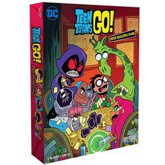Teen Titans Go - Deck Building Game