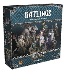 Massive Darkness Ratlings