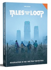 Tales From The Loop Rpg Hc