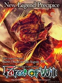 Fow Fire Starter Deck - Blood Of Dragons