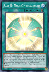 Rank-Up-Magic Cipher Ascension - DPDG-EN042 - Common - 1st Edition on Channel Fireball