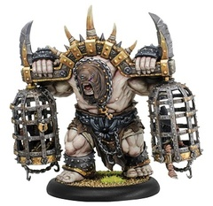 Grymkin Cage Rager Heavy Warbeast Box (Plastic)