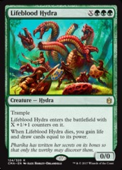 Lifeblood Hydra