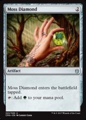 Moss Diamond