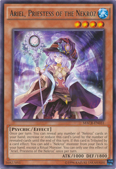 Ariel, Priestess of the Nekroz - MACR-EN031 - Rare - Unlimited Edition
