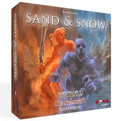 Mistfall: Sand And Snow