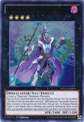Timestar Magician - PEVO-EN009 - Ultra Rare - 1st Edition