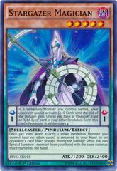Stargazer Magician - PEVO-EN011 - Super Rare - 1st Edition
