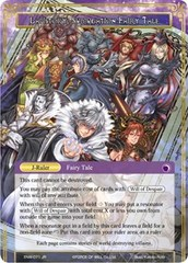 Book of Dark // Lapistory, Subjugation Fairy Tale - ENW-071 - R - Foil