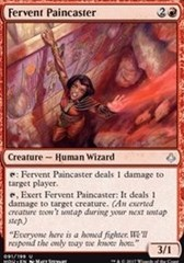 Fervent Paincaster on Channel Fireball