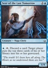Seer of the Last Tomorrow - Foil