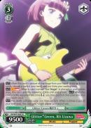BD/W47-E003 R Glitter*Green, Rii Uzawa