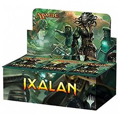 Pre-Order Ixalan Booster Box - English