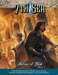 7Th Sea Nations Of Theah Vol. 2