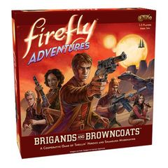 Firefly: Adventures: Brigands And Browncoats © 2017 GF9