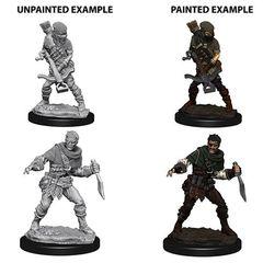 Deep Cuts Unpainted Miniatures - Bandits