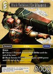 Black Tortoise L'Cie Gilgamesh - 3-080R - Foil