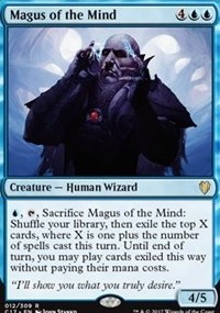 Magus of the Mind