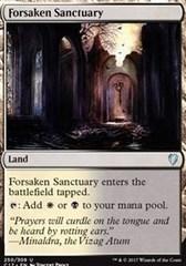 Forsaken Sanctuary on Channel Fireball