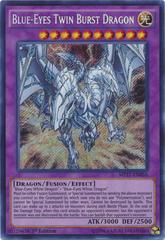 Blue-Eyes Twin Burst Dragon - MP17-EN056 - Secret Rare - 1st Edition