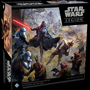 Star Wars: Legion © 2017 Fantasy Flight