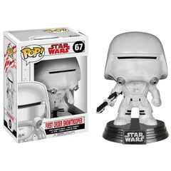 Pop! Star Wars 67: Star Wars: The Last Jedi - First Order Snowtrooper
