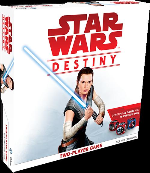 Star Wars Destiny Two Player Starter
