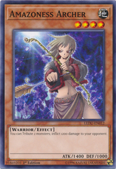 LEDU-EN012 - Common - 1st Edition - Amazoness Archer