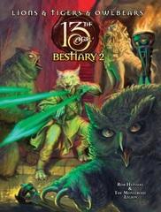 13th Age Rpg: Bestiary 2