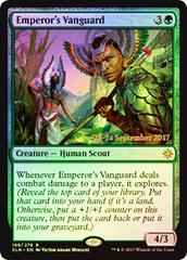 Emperor's Vanguard - Foil - Prerelease Promo