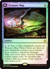 Treasure Map // Treasure Cove - XLN Prerelease