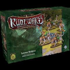 Runewars Miniatures Game: Leonx Riders Unit Expansion