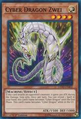 Cyber Dragon Zwei - LEDD-ENB02 - Common - 1st Edition on Channel Fireball