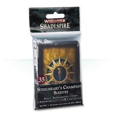Warhammer Underworlds: Steelheart's Champions Sleeves