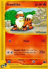 Growlithe - 62/144 - Common
