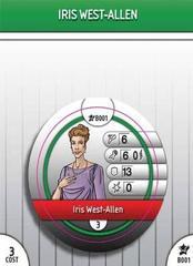 - #B01 Iris West-Allen