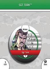 - #B04 Sgt. Tork