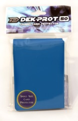 Dek Prot 50ct. Yugioh Sized Sleeves - Ocean Blue