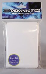 Dek Prot 50ct. Yugioh Sized Sleeves - Starlight White