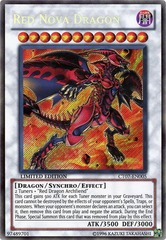 Red Nova Dragon - CT07-EN005 - Secret Rare - Limited Edition