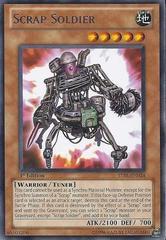 Scrap Soldier - STBL-EN024 - Rare - 1st Edition