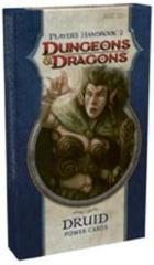 Player's Handbook 2 Druid Power Cards