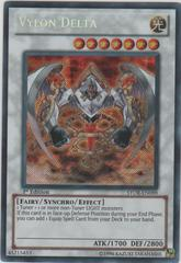Vylon Delta - STOR-EN099 - Secret Rare - 1st Edition