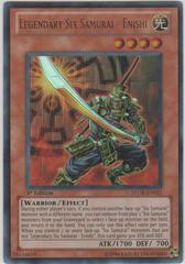 Legendary Six Samurai - Enishi - STOR-EN021 - Ultra Rare - 1st Edition