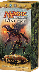 Mirrodin Besieged Event Deck - Infect and Defile on Channel Fireball