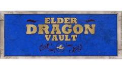 Elder Dragon Vault - Blue