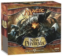 New Phyrexia Fat Pack on Ideal808