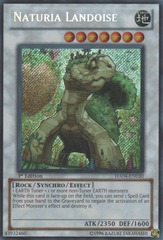 Naturia Landoise - HA04-EN030 - Secret Rare - 1st Edition